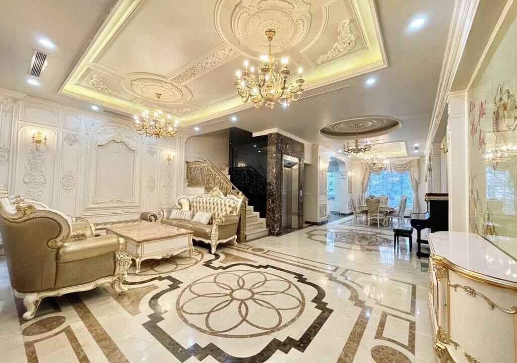 Bán biệt thự Vinhomes Riverside siêu đẳng cấp 225 m2 giá chỉ 34 tỷ (1)