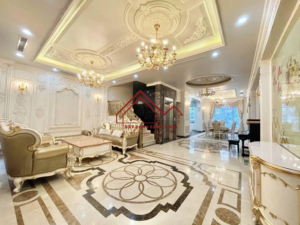Bán biệt thự Vinhomes Riverside siêu đẳng cấp 225 m2 giá chỉ 34 tỷ