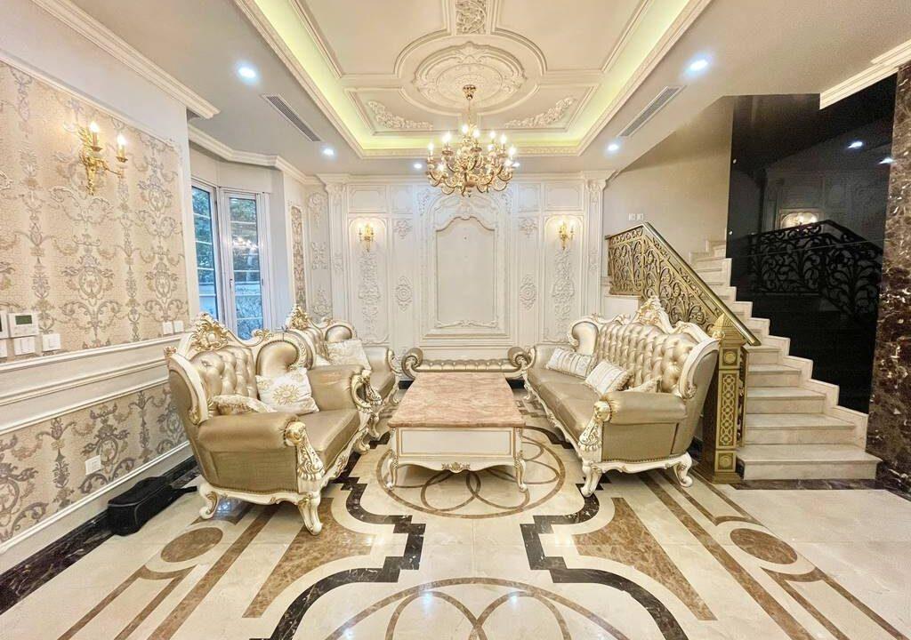 Bán biệt thự Vinhomes Riverside siêu đẳng cấp 225 m2 giá chỉ 34 tỷ (2)