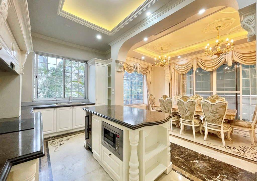Bán biệt thự Vinhomes Riverside siêu đẳng cấp 225 m2 giá chỉ 34 tỷ (3)