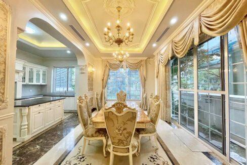 Bán biệt thự Vinhomes Riverside siêu đẳng cấp 225 m2 giá chỉ 34 tỷ (4)