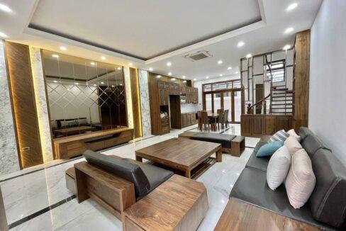 Bán biệt thự liền kề đầy đủ nội thất tại Vinhomes Riverside (2)