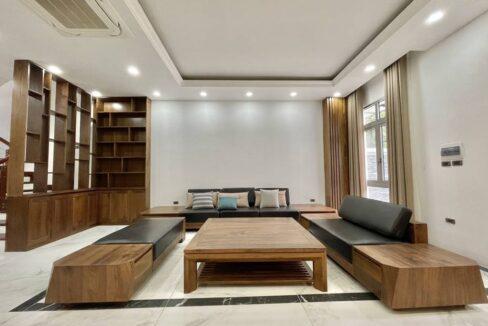 Bán biệt thự liền kề đầy đủ nội thất tại Vinhomes Riverside (3)