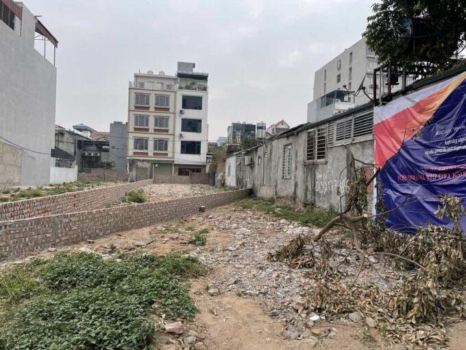 Bán đất Lâm Hạ lô góc, dt 123m2, sổ đỏ chính chủ. Giá bán 103trm2