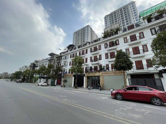 Bán shophouse kinh doanh tại HC Golden City, Hồng Tiến, Bồ Đề, Long Biên (1)
