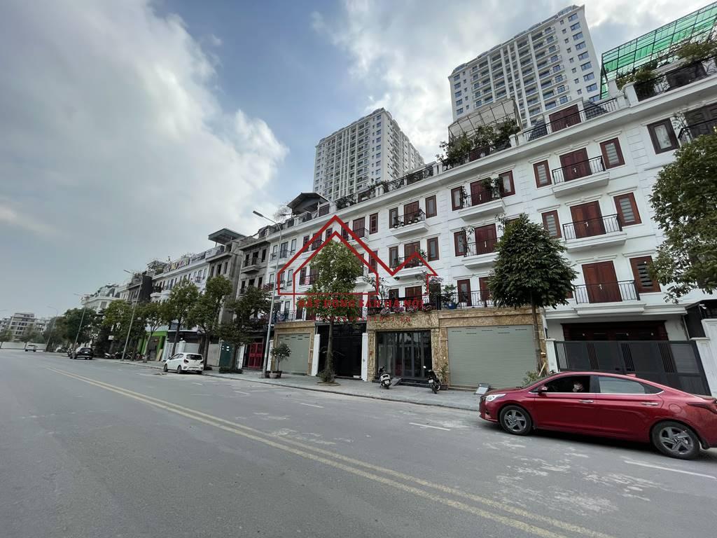 Bán shophouse kinh doanh tại HC Golden City, Hồng Tiến, Bồ Đề, Long Biên