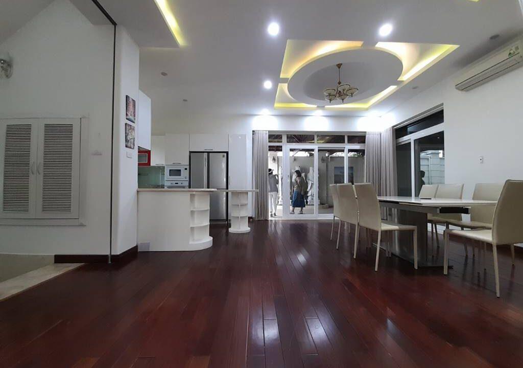 Biệt thự Ciputra khu C1 siêu rộng, diện tích 306m2, đủ đồ cần bán (16)