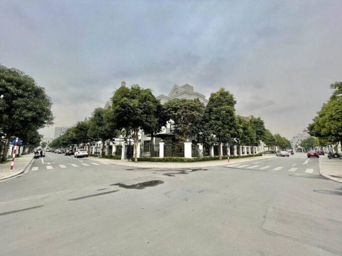 Biệt thự nội thất nguyên khối bán tại khu Hướng Dương, Vinhomes Riverside The Harmony (1)