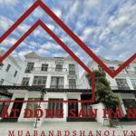 Shophouse cho thuê tại Vinhomes Riverside The Harmony (1)