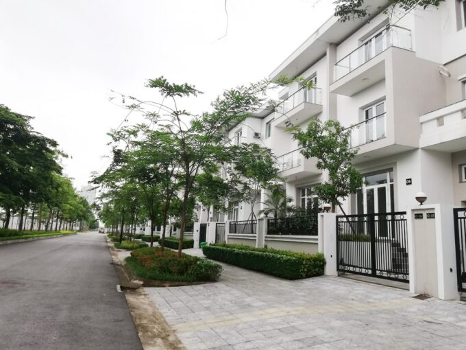 Bán biệt thự K1 Ciputra xây thô, sân vườn rộng, giá gốc CĐT