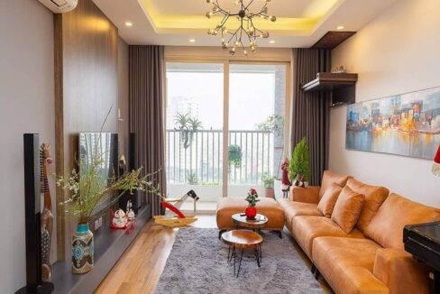Bán căn hộ đẹp lung linh 3 phòng ngủ tại tòa N02-T1 Ngoại Giao Đoàn (1)