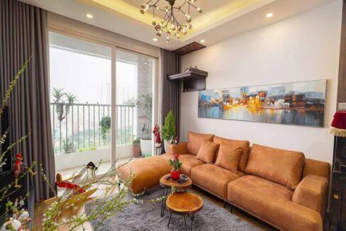 Bán căn hộ đẹp lung linh 3 phòng ngủ tại tòa N02-T1 Ngoại Giao Đoàn (2)