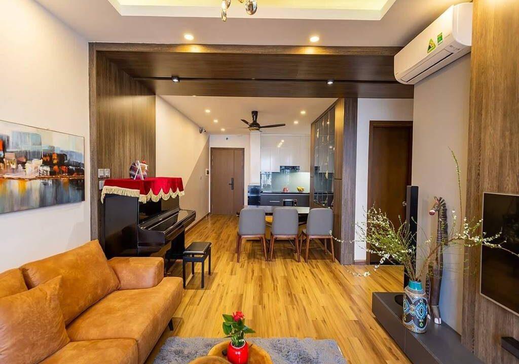 Bán căn hộ đẹp lung linh 3 phòng ngủ tại tòa N02-T1 Ngoại Giao Đoàn (4)