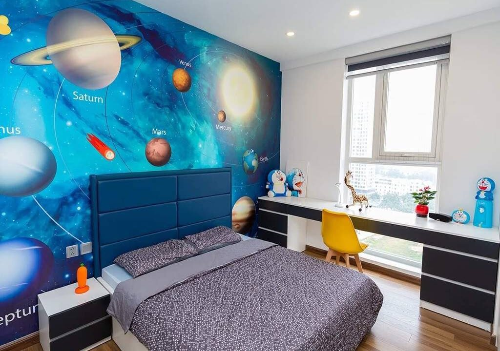 Bán căn hộ đẹp lung linh 3 phòng ngủ tại tòa N02-T1 Ngoại Giao Đoàn (8)