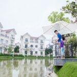 Biệt thự khu Hoa Lan Vinhomes Riverside
