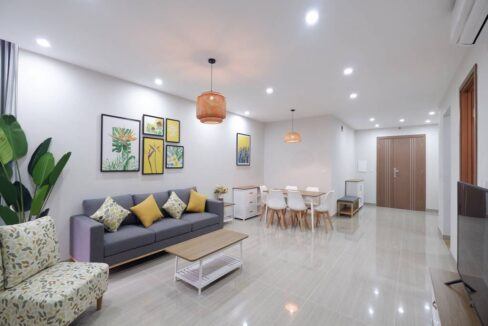 Cần bán căn hộ 114m2 - 3PN - 2VS chung cư L4 Ciputra (1)