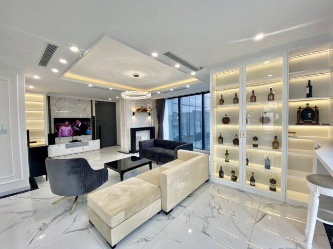 Căn hộ duplex Sunshine City nội thất mới tinh cho thuê (1)
