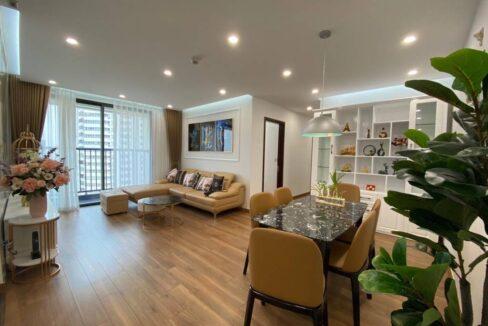Chính chủ bán căn hộ đủ đồ, nội thất đẹp, tòa D2, The 6th Element (1)