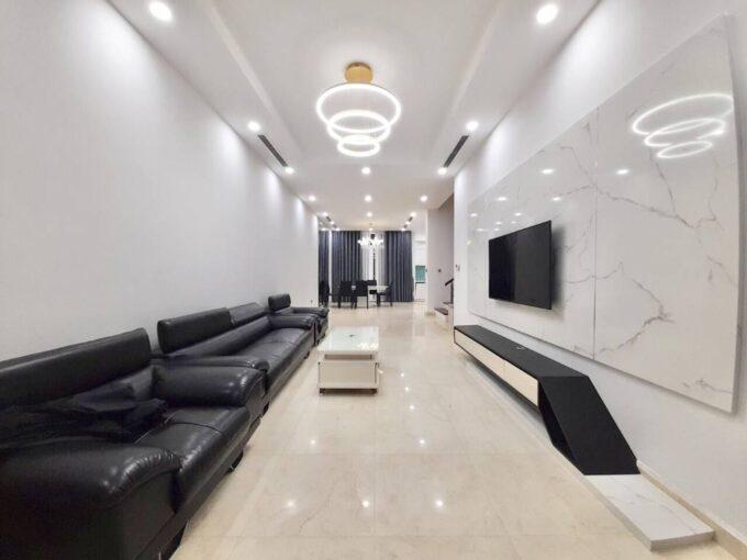Chính chủ cho thuê biệt thự K2 Ciputra, dt 140m2, 5 phòng ngủ (1)