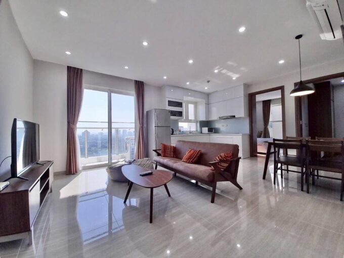 Cho thuê căn hộ L5 Ciputra 72m2 2 phòng ngủ view sân golf (1)