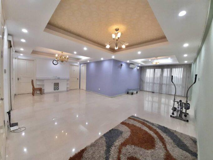 Cho thuê căn hộ P1 Ciputra, 182m2, 3PN, đô cơ bản (1)