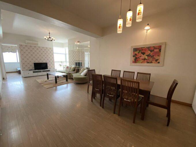 Gia đình bán căn hộ 123m2, 3 phòng ngủ tòa E4 Ciputra (1)