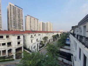 Tổng quan dự án Căn hộ chung cư Ngoại Giao Đoàn