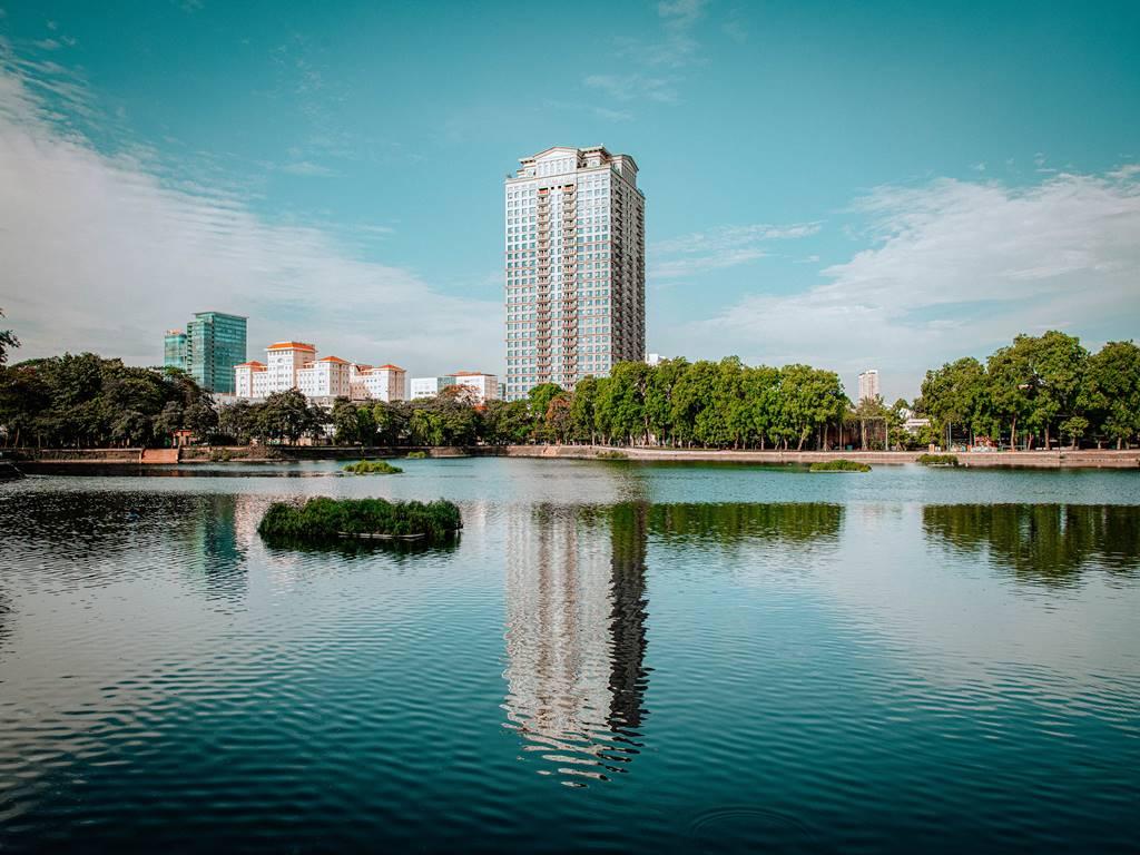 Ảnh thực tế dự án D'. Palais Louis Tân Hoàng Minh (2)