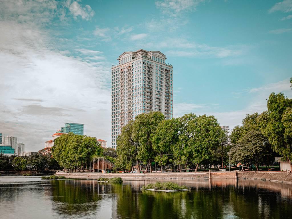 Ảnh thực tế dự án D'. Palais Louis Tân Hoàng Minh (4)
