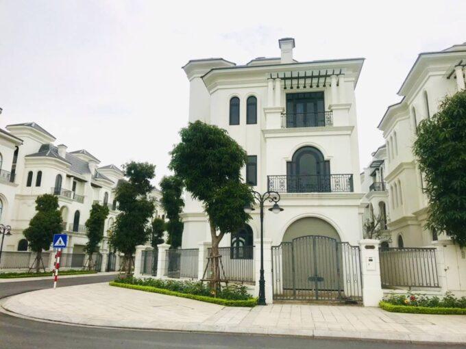 Bán biệt thự đơn lập căn góc đẹp nhất khu Sao Biển, Vinhomes Ocean Park (1)
