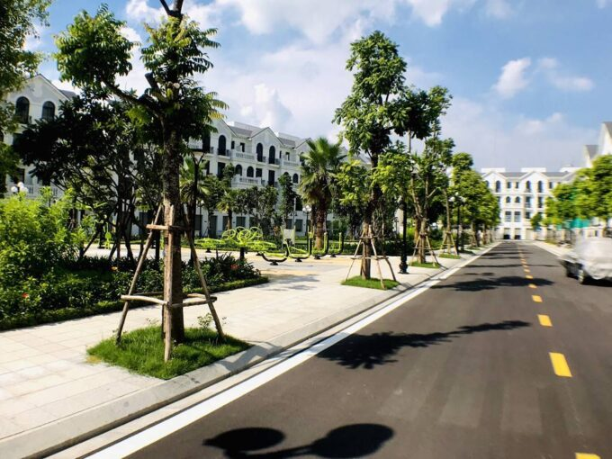 Bán biệt thự liền kề Vinhomes Ocean Park Gia Lâm, Hà Nội (1)