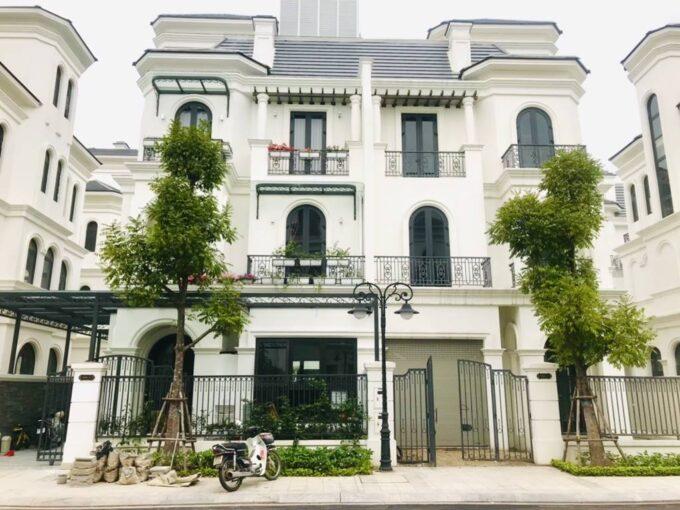 Biệt thự song lập bán Vinhomes Ocean Park Sao Biển, dt 150m2, 3.5 tầng (1)