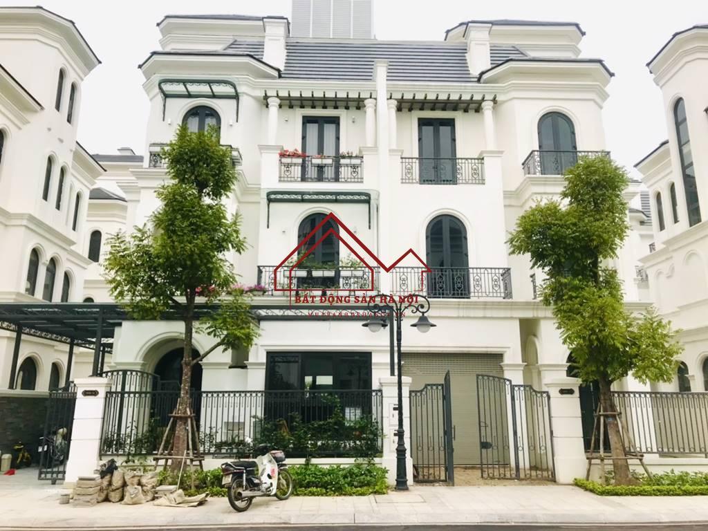 Biệt thự song lập bán Vinhomes Ocean Park Sao Biển, dt 150m2, 3.5 tầng