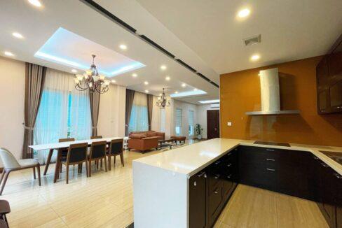 Biệt thự song lập cho thuê Vinhomes Riverside, 225m2, 4PN & 5VS (4)