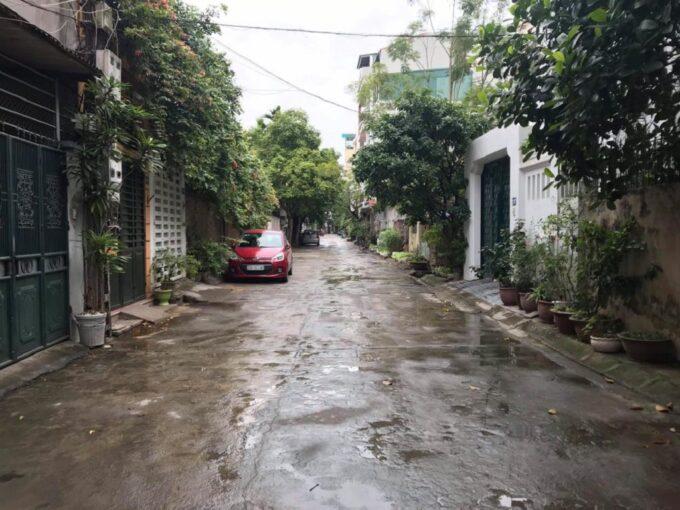 Chính chủ bán đất Tư Đình, Long Biên, Hà Nội, cách mặt đường Cổ Linh 100m