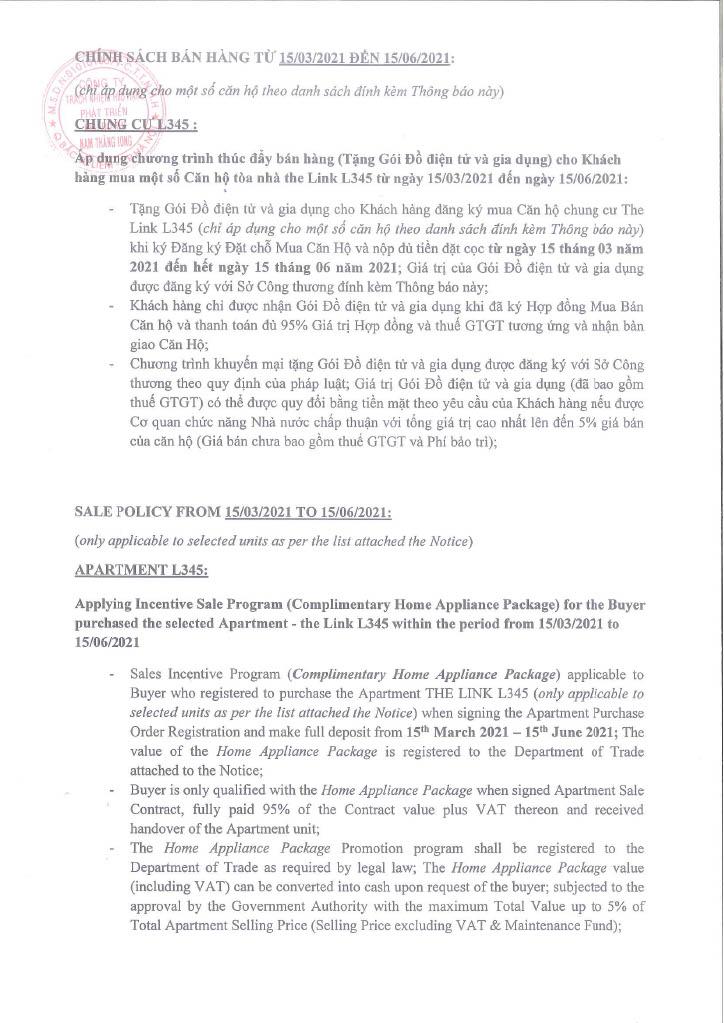Giá bán & Chính sách cập nhật (15.03 - 15.06.2021) (1)