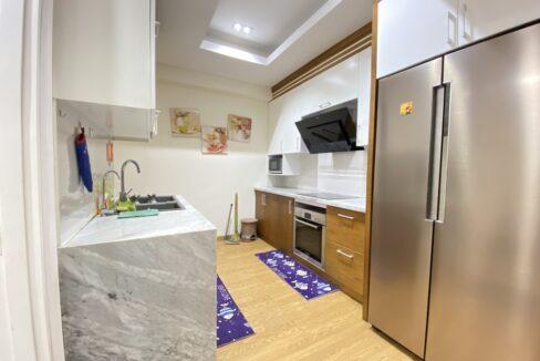 Cho thuê căn hộ 123m2 tòa nhà E1, Ciputra Hà Nội (10)