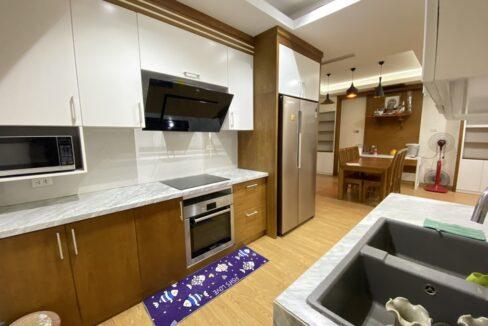 Cho thuê căn hộ 123m2 tòa nhà E1, Ciputra Hà Nội (11)