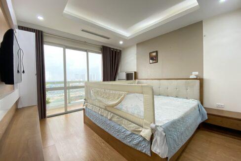 Cho thuê căn hộ 123m2 tòa nhà E1, Ciputra Hà Nội (13)
