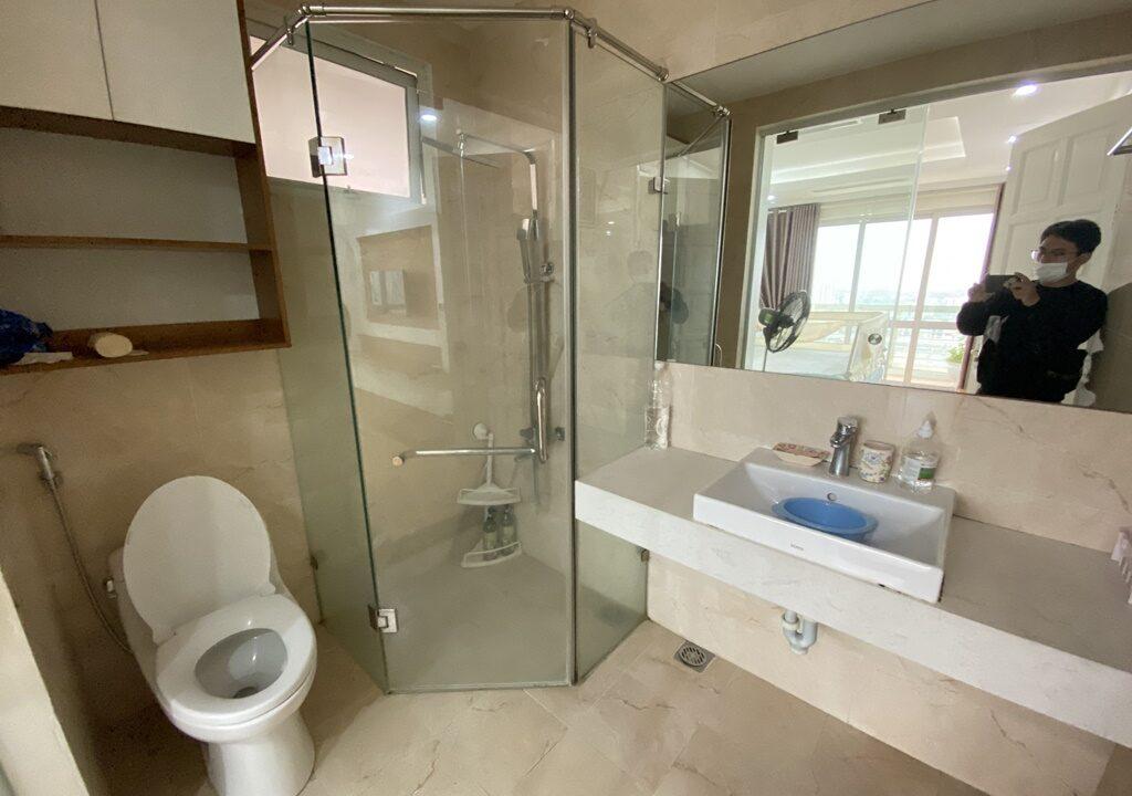 Cho thuê căn hộ 123m2 tòa nhà E1, Ciputra Hà Nội (15)