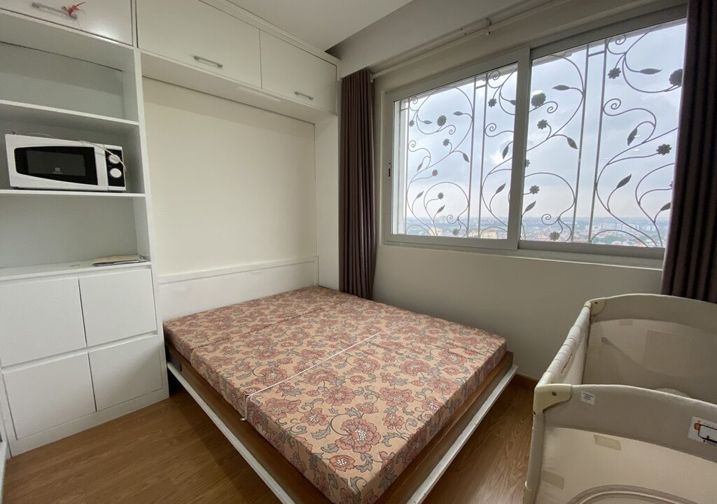 Cho thuê căn hộ 123m2 tòa nhà E1, Ciputra Hà Nội (16)