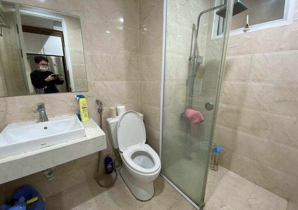 Cho thuê căn hộ 123m2 tòa nhà E1, Ciputra Hà Nội (19)