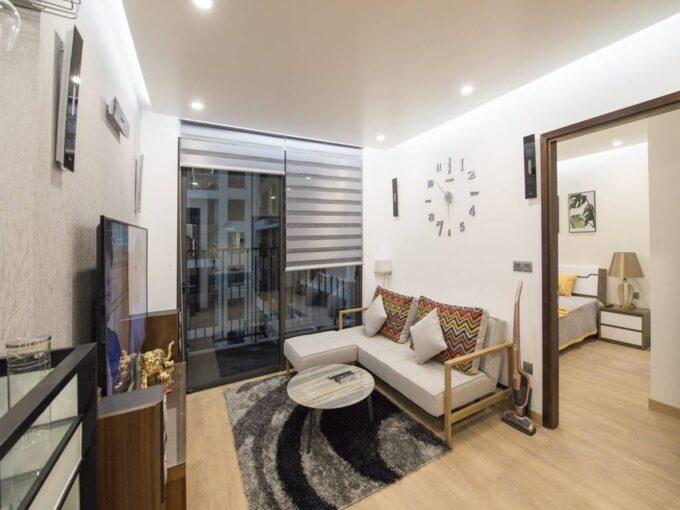 Cho thuê căn hộ The 6th Element, tòa M2, 2 ngủ 1 vệ sinh (1)