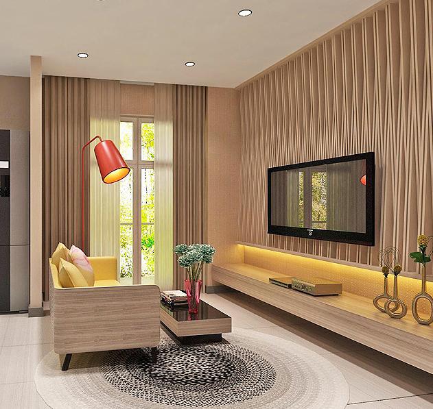 Thiết kế căn hộ The Link (1)