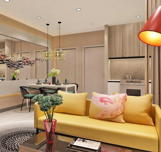 Thiết kế căn hộ The Link (2)
