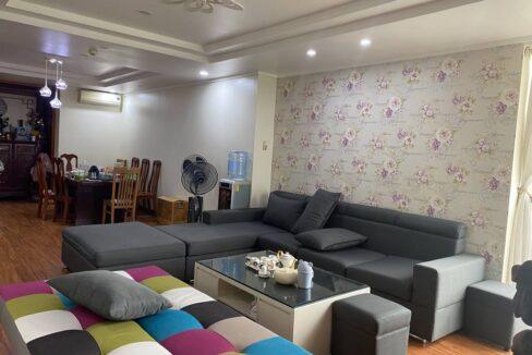Bán căn hộ 119m2, 3 ngủ đồ cơ bản, ban công Đông Nam, khu G3 Ciputra (1)