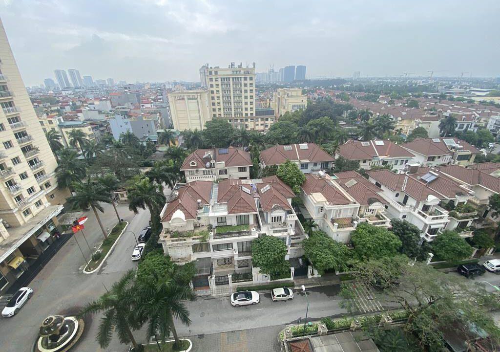 Bán căn hộ 148m2 tòa G2 Ciputra, dt 148m2, 4 ngủ, full nội thất (1)