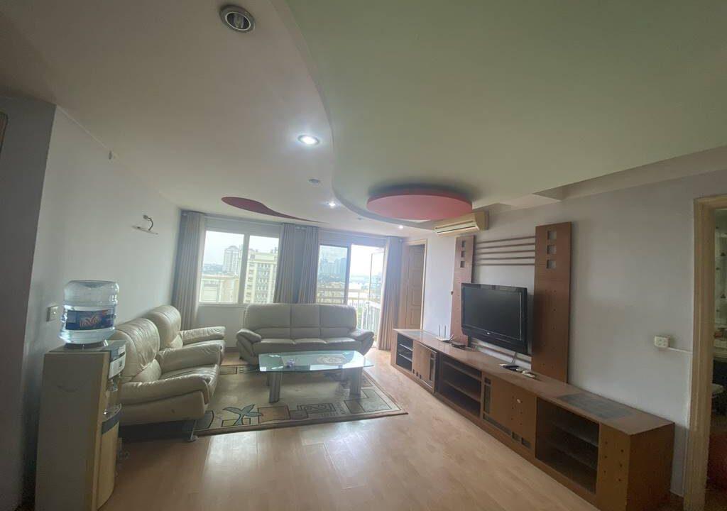 Bán căn hộ 148m2 tòa G2 Ciputra, dt 148m2, 4 ngủ, full nội thất (3)
