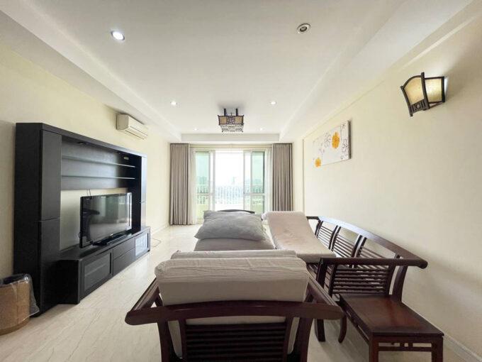 Bán căn hộ 182m2, 4 phòng ngủ, đủ đồ, tòa nhà P1 Ciputra (1)