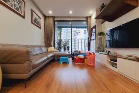 Bán căn hộ 2 phòng ngủ, đồ cơ bản CĐT, tòa D2 cc 6th Element Tây Hồ (1)